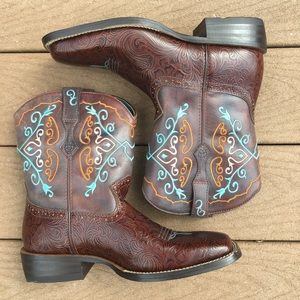 Ariat Fatbaby Rodeobaby Cowboy Boots